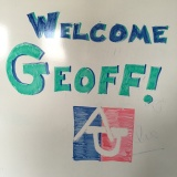 Geoff Welcome AU